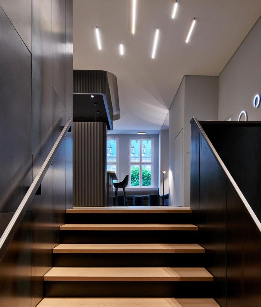 Einrichtungshaus vanDorp Bonn Lampen und Leuchten Occhio Beleuchtung